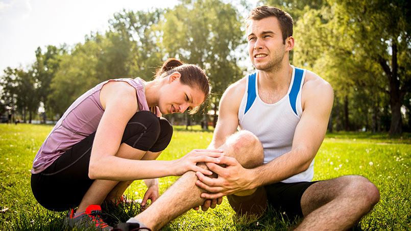 lesiones deportivas mas frecuentes - isaf