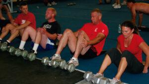 razones la gente deja entrenar entrenamiento funcional americano - isaf