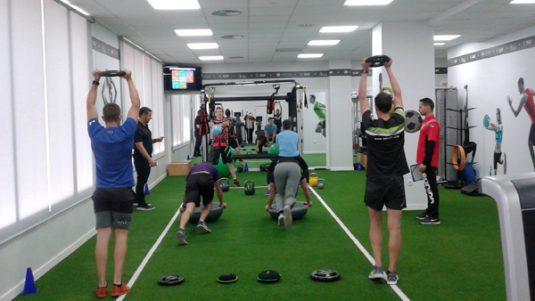 Instalaciones Instituto de ciencias de la salud y la actividad física - ISAF
