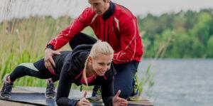 Curso europeo entrenador personal - ISAF
