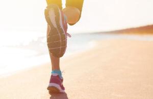 Deportes playa Running - ISAF