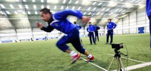 Entrenamiento deportivo - ISAF