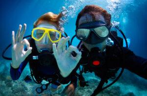 Deportes playa submarinismo - ISAF