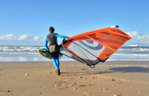 Deportes playa Windsurf - ISAF