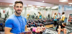 Monitor fitness y musculación - ISAF