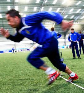 Técnico especialista en entrenamiento deportivo - ISAF