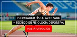 Curso de preparador físico avanzado + tecnico en fisiología deportiva - ISAF