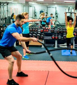 Cursos deportivos de entrenamiento funcional - ISAF