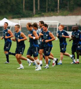 Cursos de entrenamiento deportivo - ISAF
