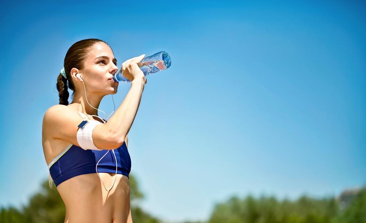 Hidratacion en los deportistas - ISAF