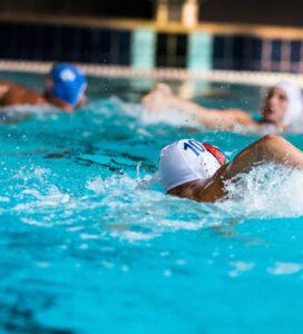 Cursos deportivos de natación - ISAF
