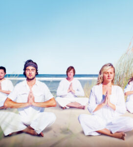 Cursos de monitor de yoga - ISAF