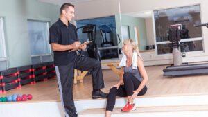 Montar estudio de entrenamiento personal - ISAF