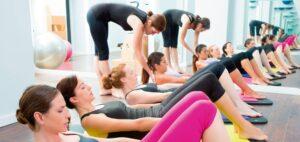 Instructor de pilates - ISAF