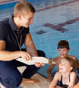 Master actividades acuativas - ISAF