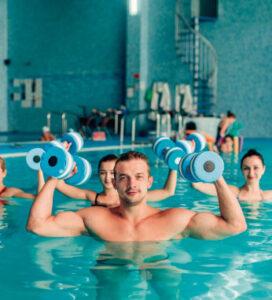 Actividades terapeuticas acuaticas - ISAF