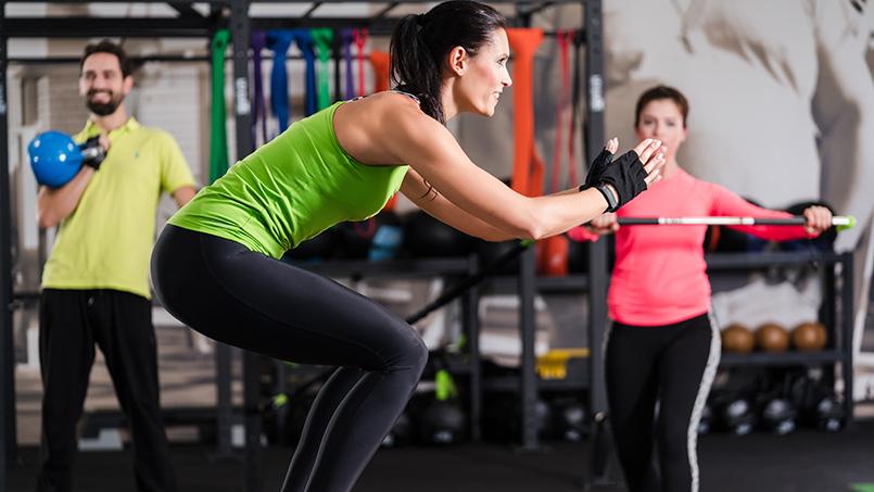 rutina de ejercicios para perder peso - isaf