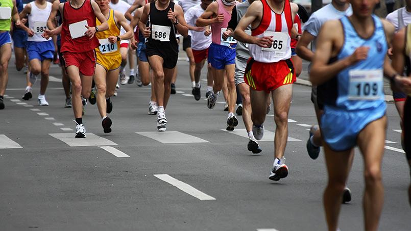 entrevista horacio anselmo experiencia maratones - isaf