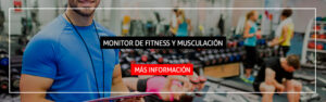 banner monitor fitness y musculacion - isaf
