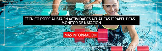 banner tecnico especialista en actividades acuaticas - isaf