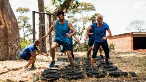entrenamiento funcional boot camp - isaf