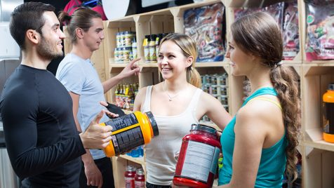 nutricion deportiva - isaf