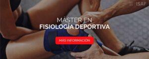 Máster en Fisiología Deportiva