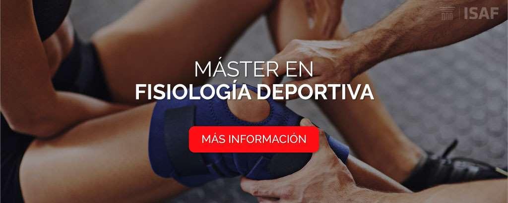 máster fisiología deportiva