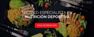 Técnico Especialista en Nutrición Deportiva