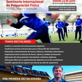 Seminario Internacional de Preparación Física