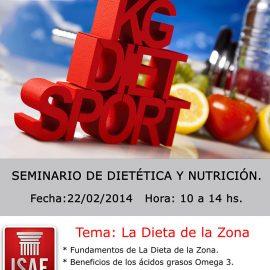 Seminario de dietética y nutrición