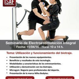 Seminario de electroestimulación integra