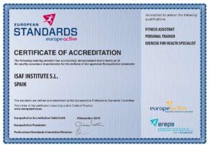 Validez de las titulaciones y Certificado de Profesionalidad