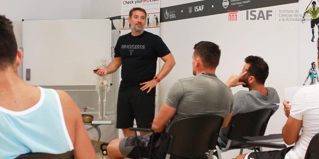 Hacer del deporte un trabajo con los cursos deportivos homologados